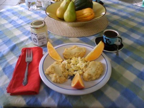 Breakfast, January 17, 2008