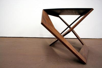 "Furniture Design Process sit down - the process of furniture design"" for artscope magazine"